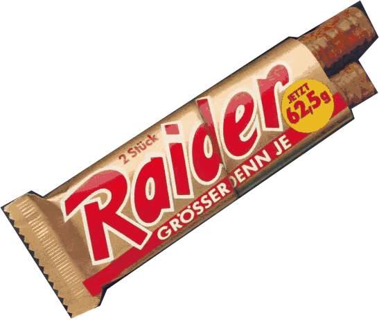 raider : « deux doigts coupe-faim !! » « souvenirs des années 80